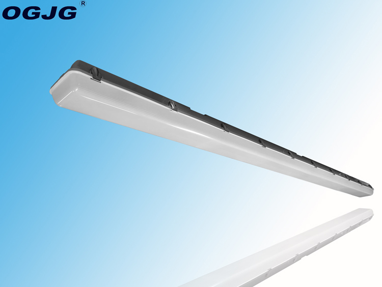 8FT 100W 130LM/W LED Vapor Tight Fixture