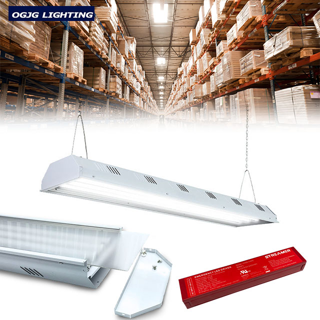 Etl Dlc Listed Steel Housing Hanging Mounted Led L