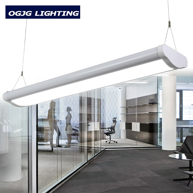 high lumens suspended high bay lighting fixture