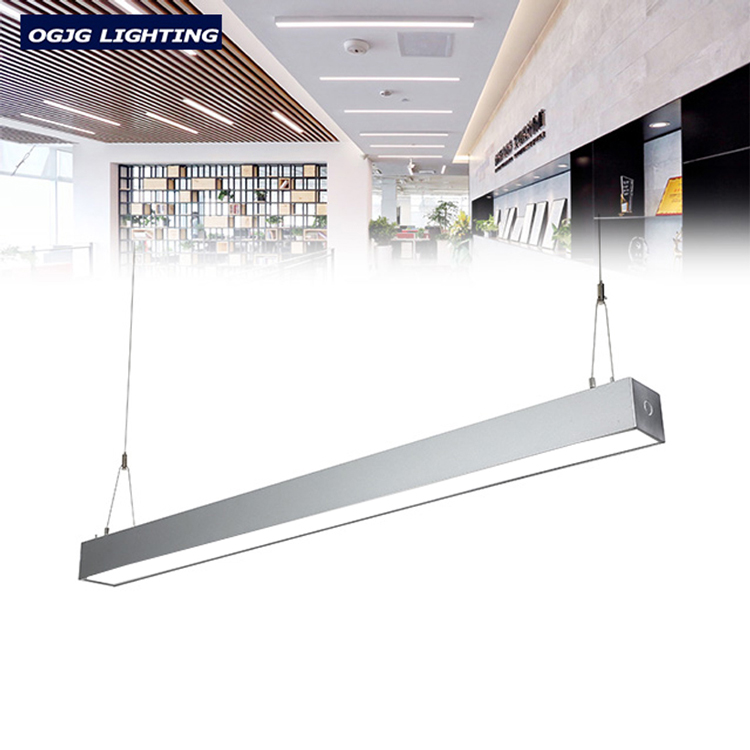 Super bright 130lm/w LED office tight