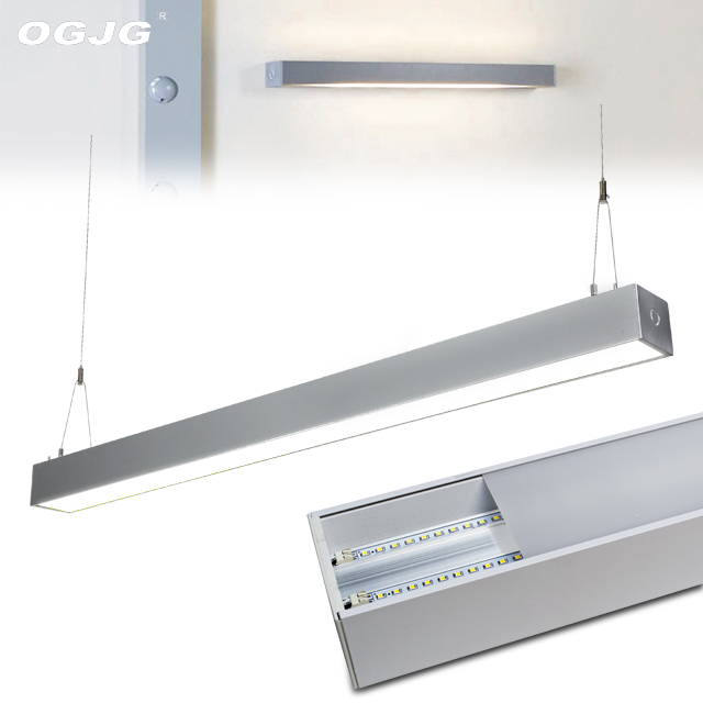5 years warranty up down 130lm/w LED office tight